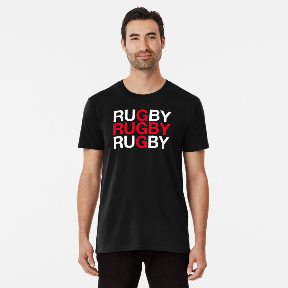 RUGBY Premium T-Shirt