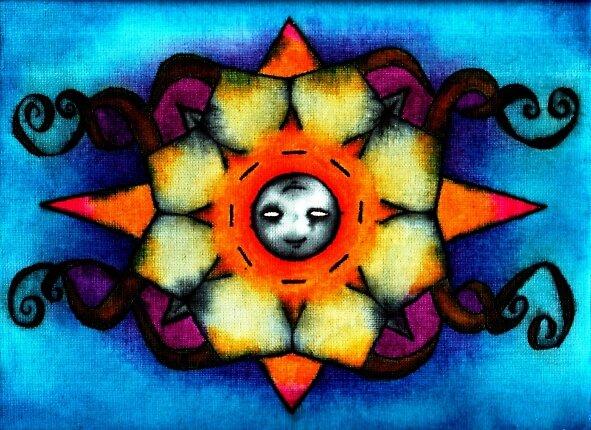 starscroll moonface by leesamac