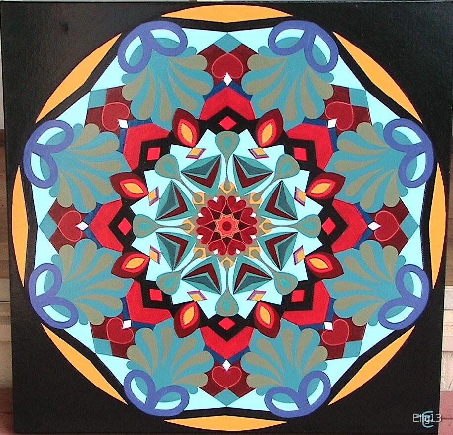 Kaleidoscope  by Elly13