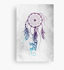 Key To Dreams Colors  Canvas Print