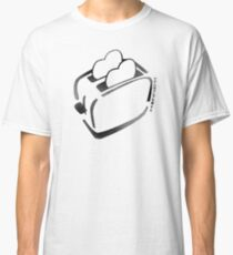Hot Toasty Love Classic T-Shirt
