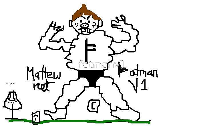 Fatman Logo by fatmanv1
