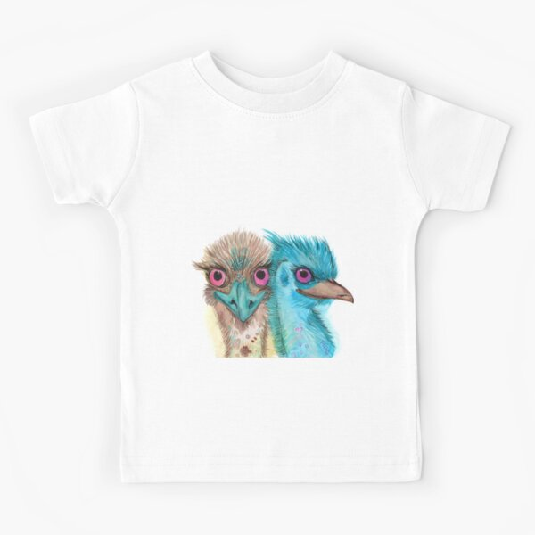 Emu Sisters Kids T-Shirt