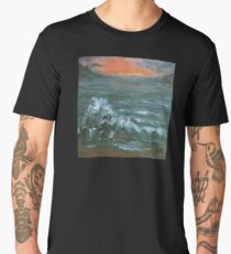 Seascape Men's Premium T-Shirt