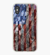 Never Forget American Sacrifice iPhone Case