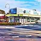 Mancini's - Blyth and Pier Streets, Altona, Victoria, Australia by © Helen Chierego