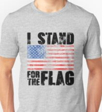 I Stand for the Flag America US T-Shirt