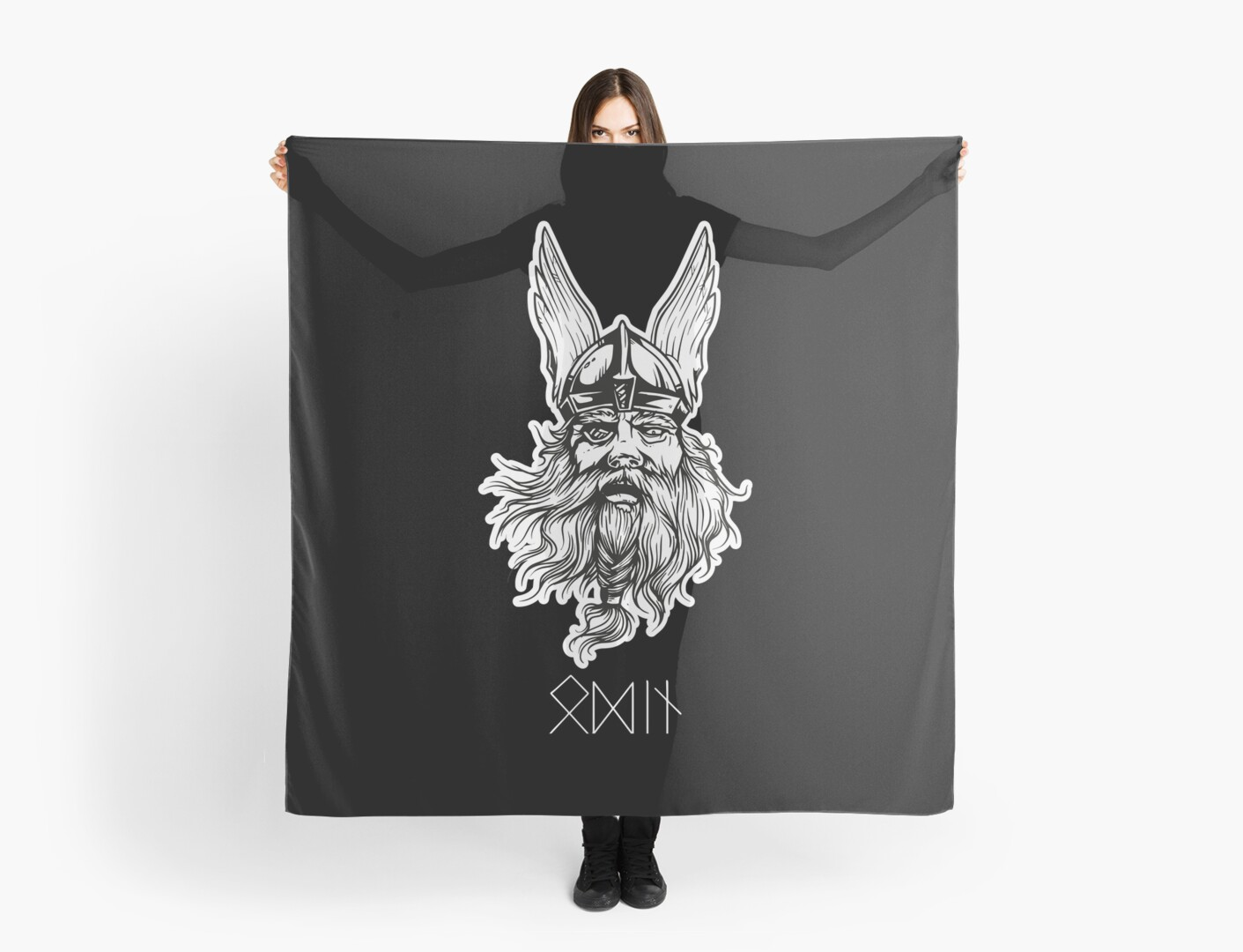 Viking World Tour-taza Odin Wotan valhall