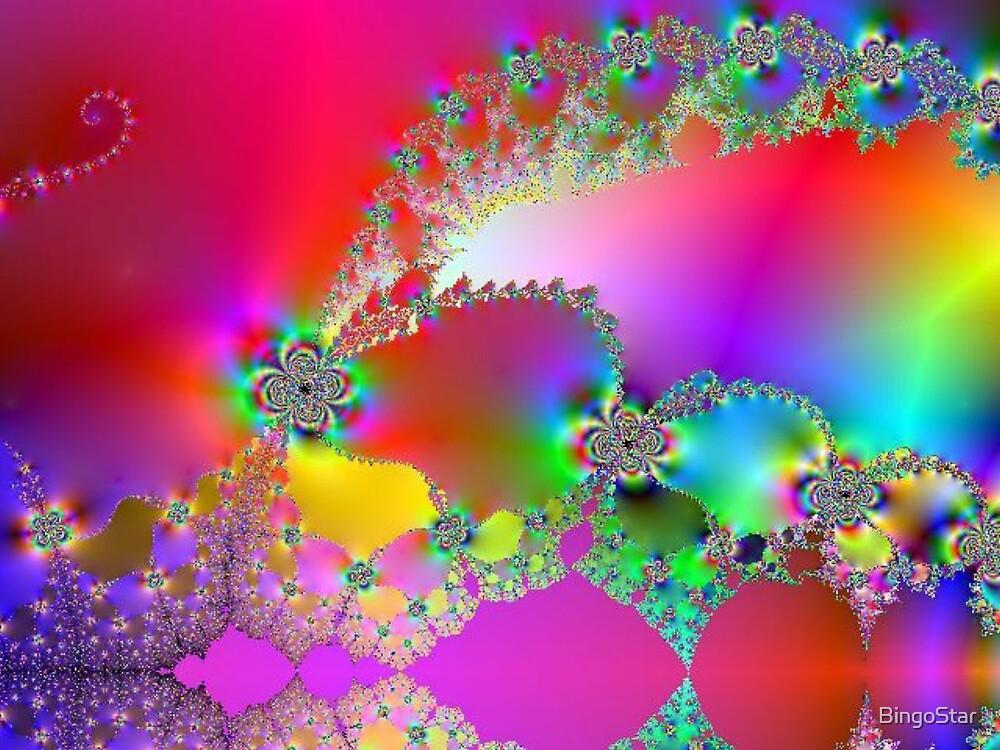 Butterflys A Glow by BingoStar