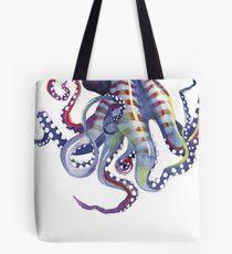 Sea Monster Tote Bag