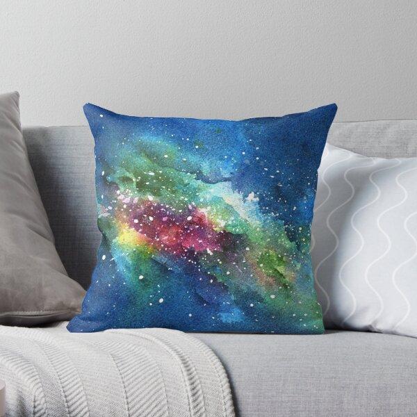 Peony Star Throw Pillow