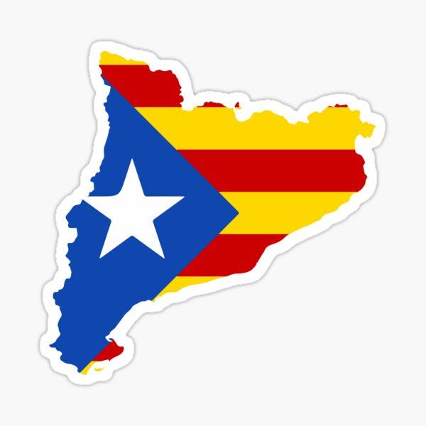 Cataluña Pegatina