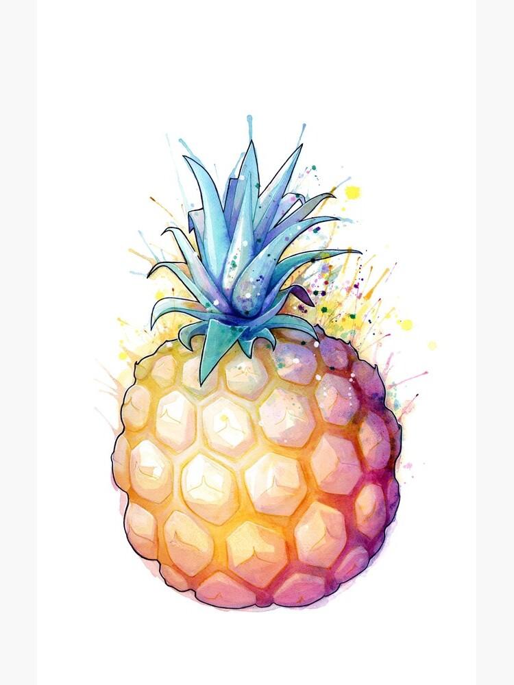 Fetter Ananas 2 von SamNagel