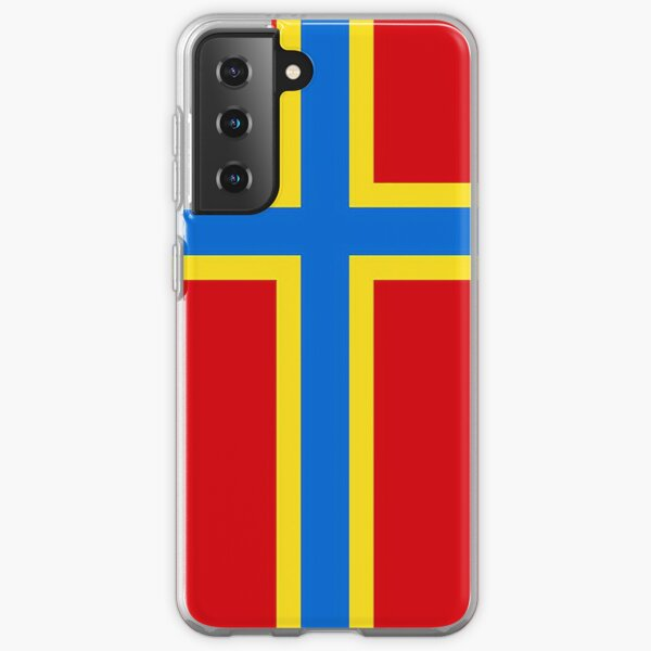 Orkney Flag Phone Cases II Samsung Galaxy Soft Case