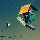 Flying Bird...house von schwebewesen