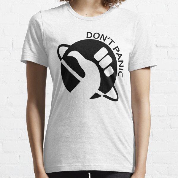 Don't Panic Essential T-Shirt