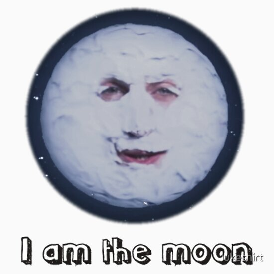 TShirtGifter presents: I Am The Moon