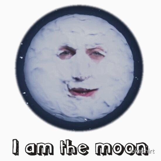 TShirtGifter presents: I Am The Moon