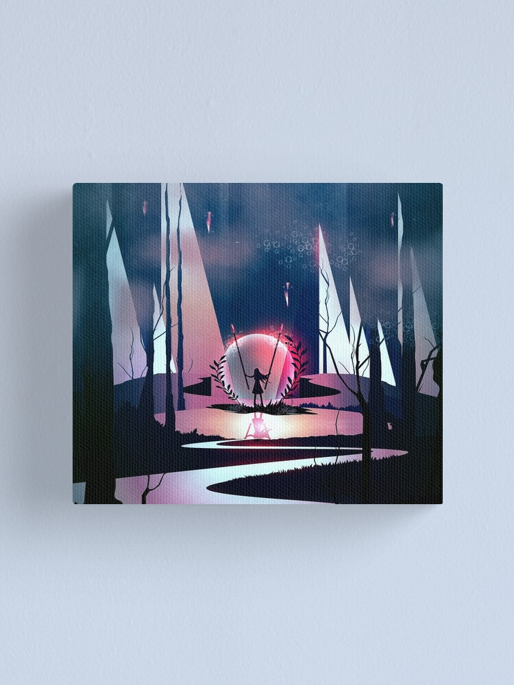 Alternate view of Stronger Canvas Print