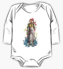 The Blossoming of Venus One Piece - Long Sleeve