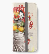 The Blossoming of Venus iPhone Wallet/Case/Skin