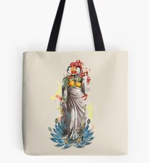 The Blossoming of Venus Tote Bag