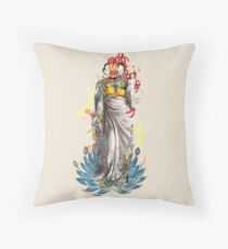 The Blossoming of Venus Floor Pillow