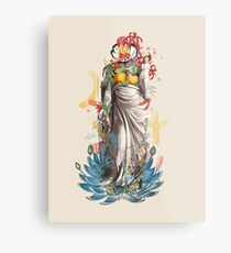 The Blossoming of Venus Metal Print
