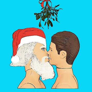 I Saw Daddy Kissing Santa Claus! by loveplasticpam