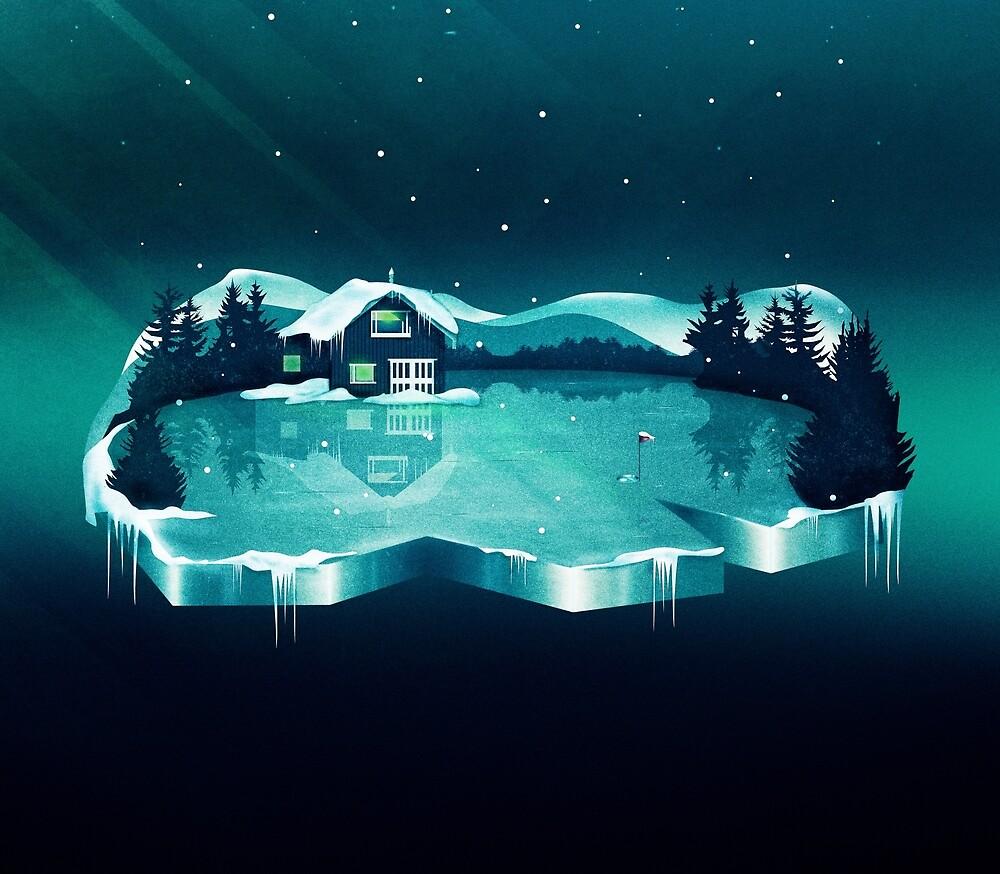 Frozen Magic von schwebewesen