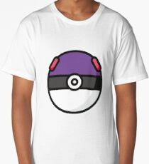 Pokemon Fan Logo Long T-Shirt