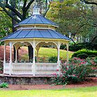 Peaceful Day At The Park by Cynthia48