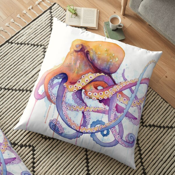 Octopus II Floor Pillow