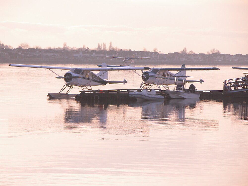 Seaplane by Terry Reith
