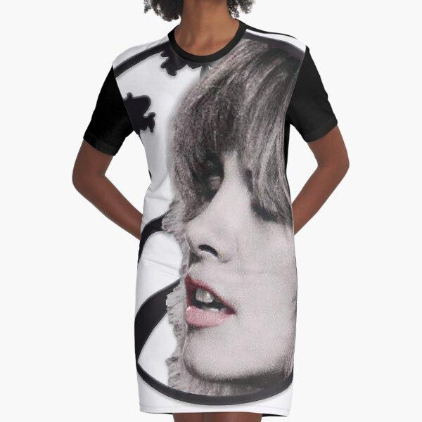 Stevie Nicks Graphic T-Shirt Dress