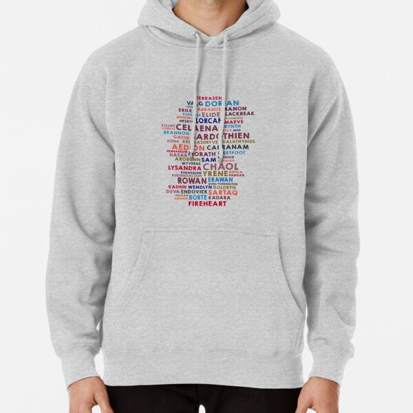 throne of glass Pullover Hoodie