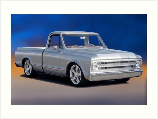 23400cc717b8d 1969 Chevrolet C10 Custom Pickup I