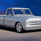 1969 Chevrolet C10 Custom Pickup I by DaveKoontz