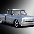 1969 Chevrolet C10 Custom Pickup 'Studio' 2 by DaveKoontz