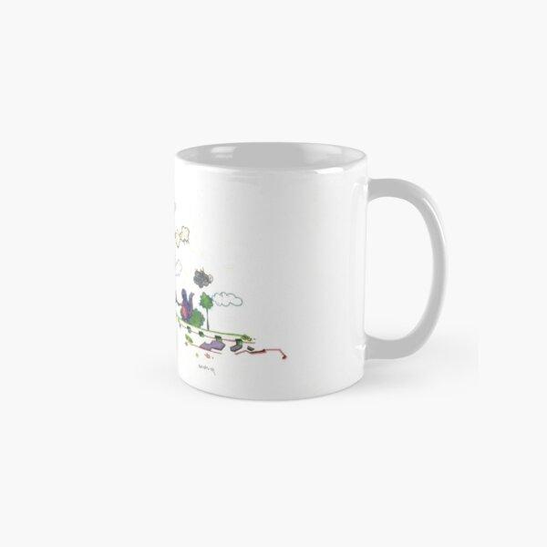 who invited the dinosaur? Classic Mug