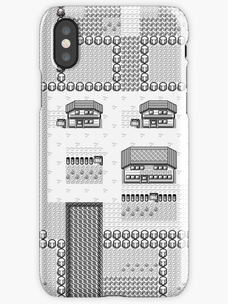 Dreams of Pallet Town (Nostalgia) by Pixel Papers