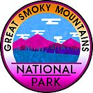 Great Smoky Mountains National Park Tennessee North Carolina by MyHandmadeSigns