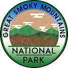 Great Smoky Mountains National Park Tennessee North Carolina 2 by MyHandmadeSigns