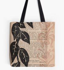 Herbal, or botanical prayer Tote Bag