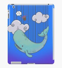 SPERM WHALE & BOWL OF PETUNIAS- Classic Comedy Novel/ Movie inspired Design iPad Case/Skin