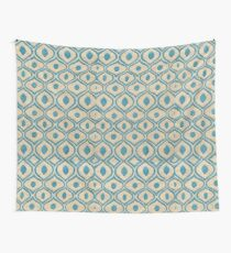 Oriental Time Wall Tapestry