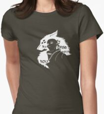 May the Dread Wolf Take You Women's Fitted T-Shirt