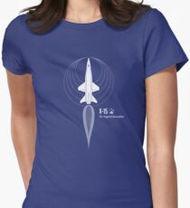 X-15 - The Original Spaceplane Women's Fitted T-Shirt