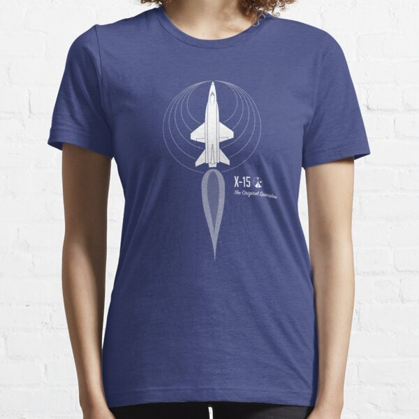 X-15 - The Original Spaceplane Essential T-Shirt