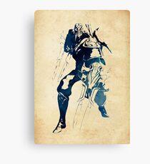 League of Legends ZED Canvas Print